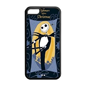 [Movie Series] Cartoon Nightmare Before Christmas Case for Iphone 5C SEXYASS5C 1692