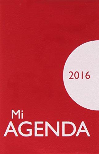 Descargar Libro Mi Agenda 2016 Con Funda De Plastico 12 X 7, Portadas Con Colores Surtidos Equipo San Pablo