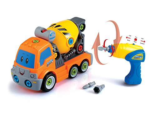 (Take-A-Part Cement Mixer - Limited Edition)