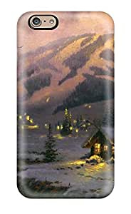 Evelyn C. Wingfield's Shop Perfect Winter Scene Lovely Case Cover Skin For Iphone 6 Phone Case 4849801K17731717