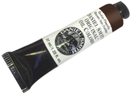 daniel-smith-original-oil-color-37ml-paint-tube-enviro-friendly-brown-iron-oxide