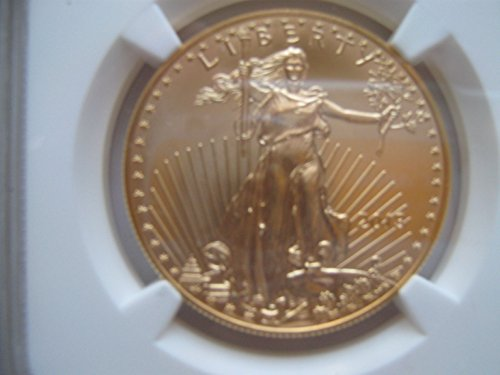 2013 American Eagle Gold $50 MS70 NGC