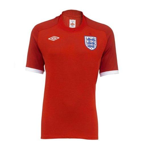 Umbro England Away Shirt 10/11 (Umbro Shirt)