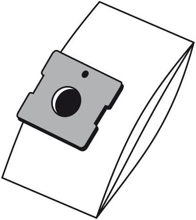 12 nueva-Pack de 10 bolsas de filtro para aspiradora IMETEC ...