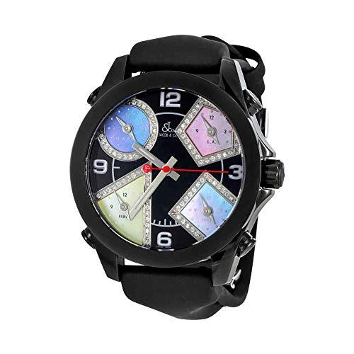 (Jacob & Co. Five time Zone Men's Watch JCM-75DABC )