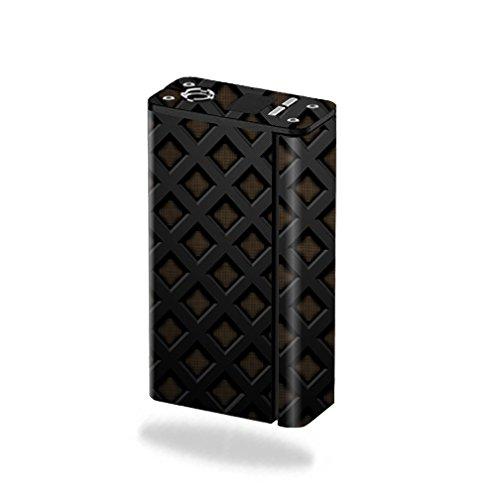 MightySkins Skin for Smok XCube Mini 75W – Black Wall | Protective,...