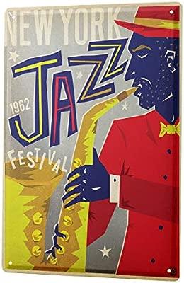 LEotiE SINCE 2004 Cartel Letrero de Chapa XXL Cine 1962 Jazz ...