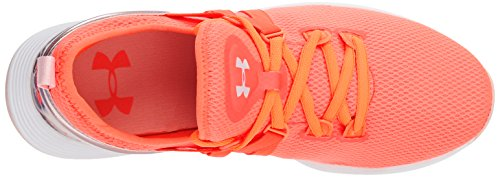 Naranja Mujer after Ua Deporte Pink Para De Armour Zapatillas W Trainer flushed Breathe Under Burn 4PAzqxv