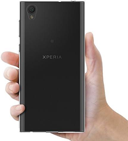 AICEK Funda Sony Xperia L1, Transparente Silicona Fundas para ...