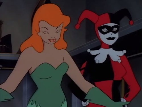 Harley and Ivy (Batman The Animated Series Episodes With Harley Quinn)
