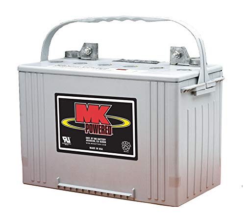 MK-Deep Cycle Gel Cell 12 Volt Battery