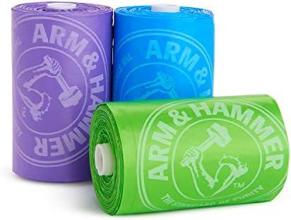Munchkin Arm and Hammer - Recambio para bolsa de pañales, 36 ...
