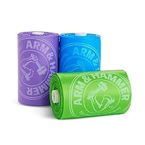 Amazon.com: Munchkin brazo y martillo pañal bolsa bolsas de ...