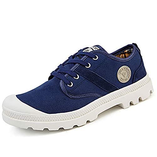 D'athlétisme Lacet Automne Plat Rond EU37 Blue Chaussures Polyuréthane Chaussures Talon US7 Légères Confort Semelles TTSHOES Bout 5 Femme CN37 Marche Printemps UK5 wzqCIfZ