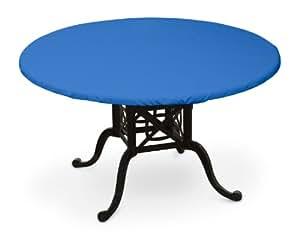 KoverRoos Weathermax 0742141-Inch mesa redonda cubierta superior, 41-Inch diámetro, Pacífico azul