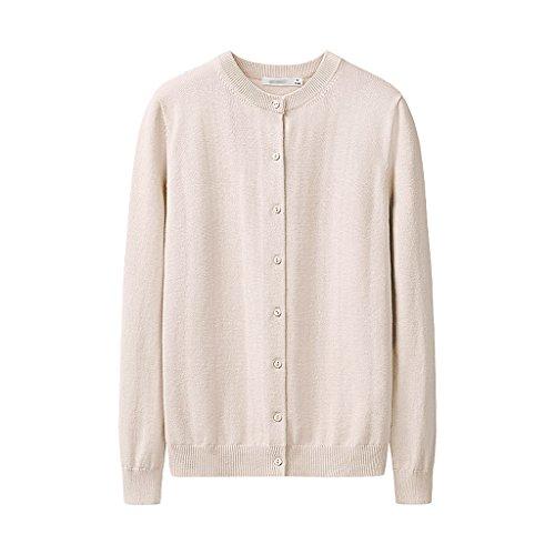 Da colore Li Maniche Dimensioni Xxl Lunghe Cappotto Primavera A Shi In Donna Shop H Maglione Xiang Cotone Corte J Autunno qqBWPTZ