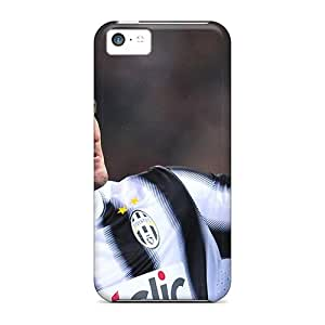 VimiBES1602Gmhew Juventus Giorgio Chiellini Scores A Goal Awesome High Quality Iphone 5c Case Skin