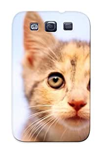 Cryogenhai Premium Cat Heavy-duty Protection Reef Design Case For Galaxy S3