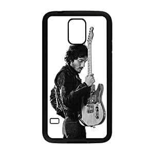 Samsung Galaxy S5 Cell Phone Case Black Bruce Springsteen mxyi