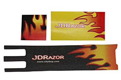 JD RAZOR オリジナルデッキテープ&スッテカーB