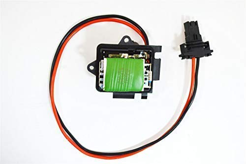 LSC 91158691 : Heater Fan Blower Motor Resistor (with Air Con) - NEW from LSC:
