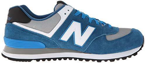 Balance Cpd Baskets D ML574 Grey Bleu Blue mode New homme dAvO0Mwqd