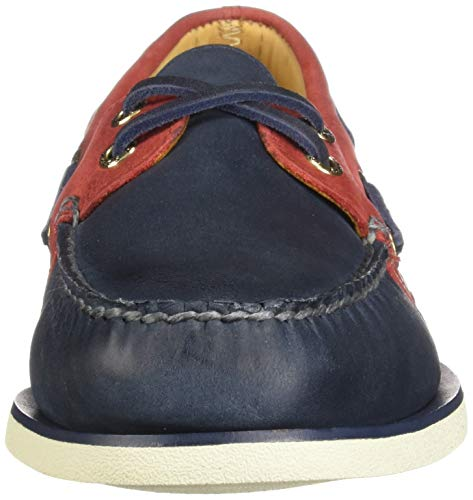 Shoe eye A o sider Boat Top red 2 Navy Sperry Mens qwcU8CFx