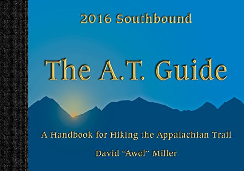 The A.T. Guide Southbound 2016