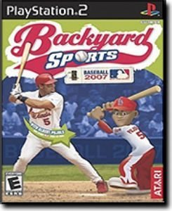 Backyard Baseball 2007 (Playstation 2)