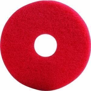 Lundmark Wax TKL20R Red Buffer Pad by Lundmark Wax