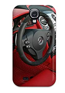 DanRobertse Fashion Protective Mercedes Roadster Wallpaper Case Cover For Galaxy S4