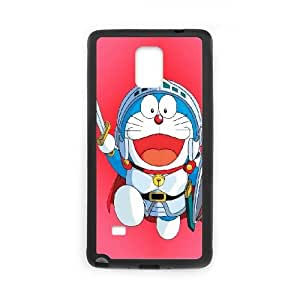 Samsung Galaxy Note 4 Cell Phone Case Black Doraemon 5 LSO7851958