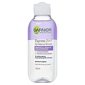 Garnier Skin Naturals Essentials 2in1 Eye Make-Up Remover 125ml
