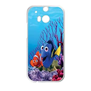 Finding Nemo cute fishes Cell Phone Case for HTC One M8
