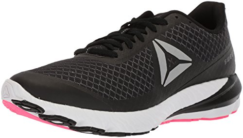 - Reebok Women's Sweet RD SE Sneaker, Black/Silver/White/Acid Pink/ash Grey, 9.5 M US
