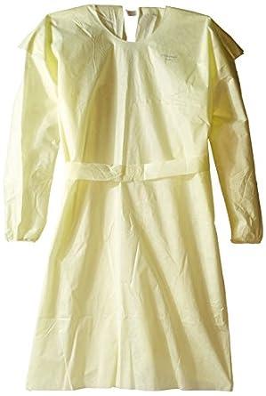 Amazon.com: Halyard Health 69988 Tri-Layer AAMI2 Isolation Gown, 3 ...