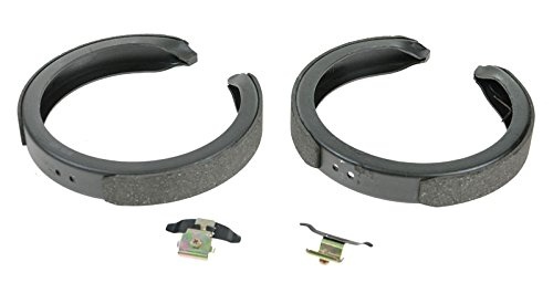 (Rear Parking Emergency Brake Shoe Kit for Chevy GMC Cadillac Buick)