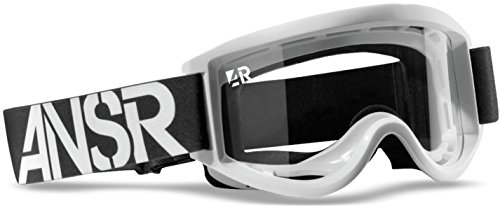 Answer Racing Nova Goggles - White 018165