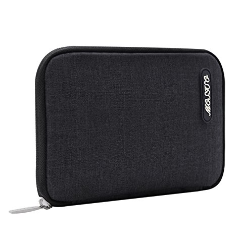 Mosiso MacBook Laptop Charger Case, Portable Travel Electron