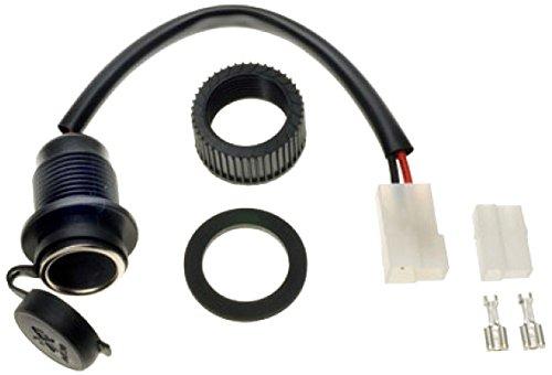 Powerlet (ASO-002) Panel Mount Cigarette Socket (Powerlet Panel)