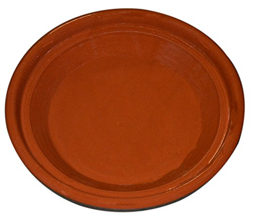 Moroccan Cooking Tagine Red 4 100% lead free Guaranty Safe Cooking made from natural clay Ideal for cooking on top of any kind of stove and inside the oven Traps condensation to keep food moist and infused easy to clean