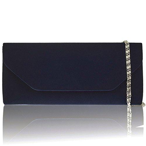 ZARLA - Bolso al hombro para mujer Azul - azul marino