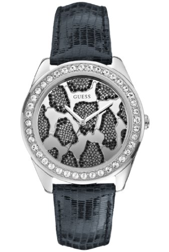 Guess W0056L1 Ladies 3D ANIMAL Black Watch