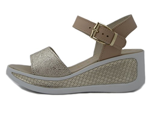 OSVALDO PERICOLI Women's Fashion Sandals Fe6letRk