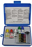 Jed Pool Tools 00-486 5 Way Pool Test Kit