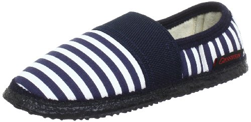 Giesswein Blue Boys Unlined 44027 house 39 548 Blue Dk 10 shoes low rr6xqZwTC