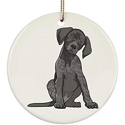 German-Shorthaired-Pointer-Dog-Christmas-Tree-Ornaments-Decorations-Dog-Lover-Gifts-R8255