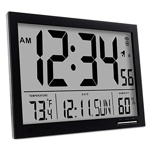 digital wall picture frame hd digital photo zmsdt large display clock digital wall frame home desktop amazoncom