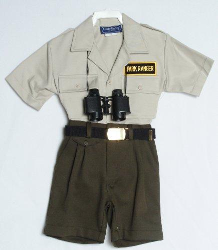 Children's Park Ranger Outfit (3T) ()