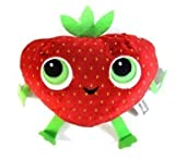 Plush Cloudy with a Chance of Meatballs 2 Foodimal ~ 11 Barry the Berry by Kelly Toy